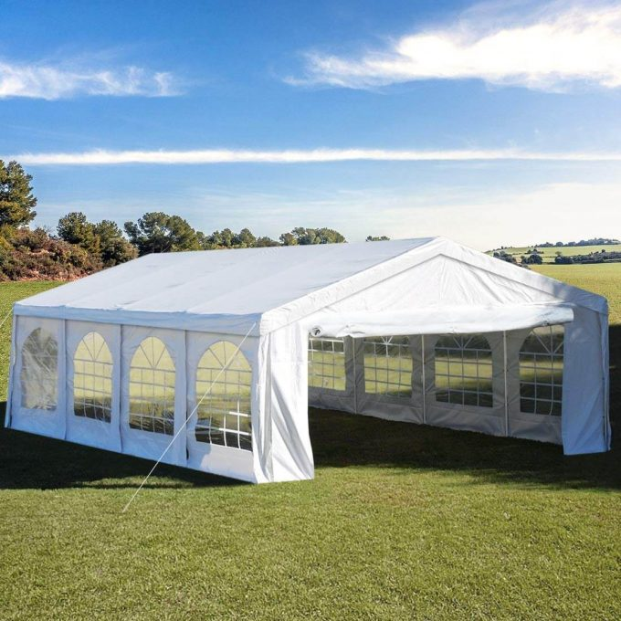 where to buy wedding tent