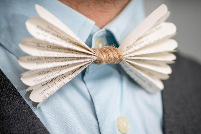 harry potter bow tie