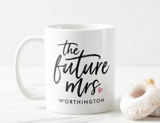 future mrs mug