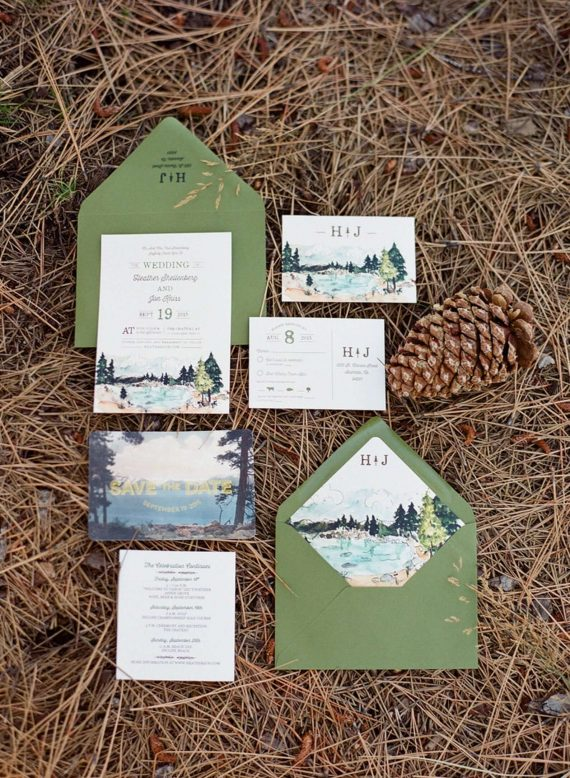 best places to buy wedding invitations