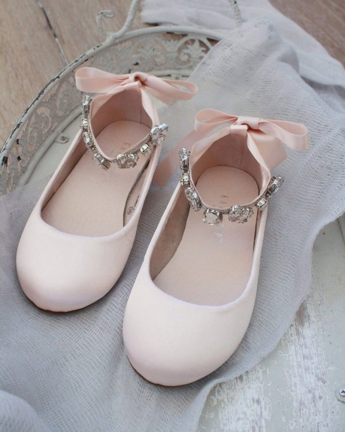 where to buy flower girl shoes