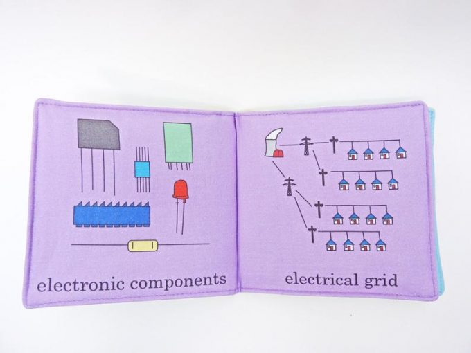 electrical engineering baby book