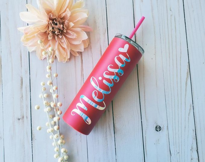 best bridesmaid tumblers