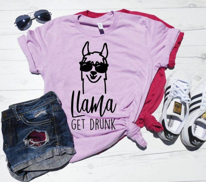 llama bachelorette party