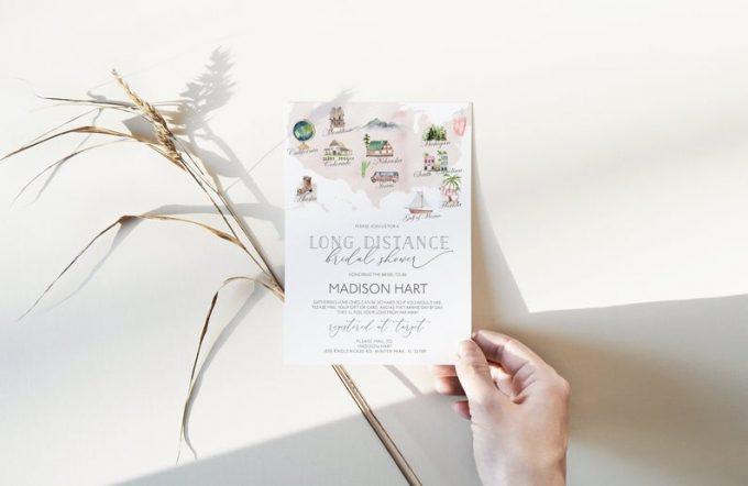 virtual bridal shower