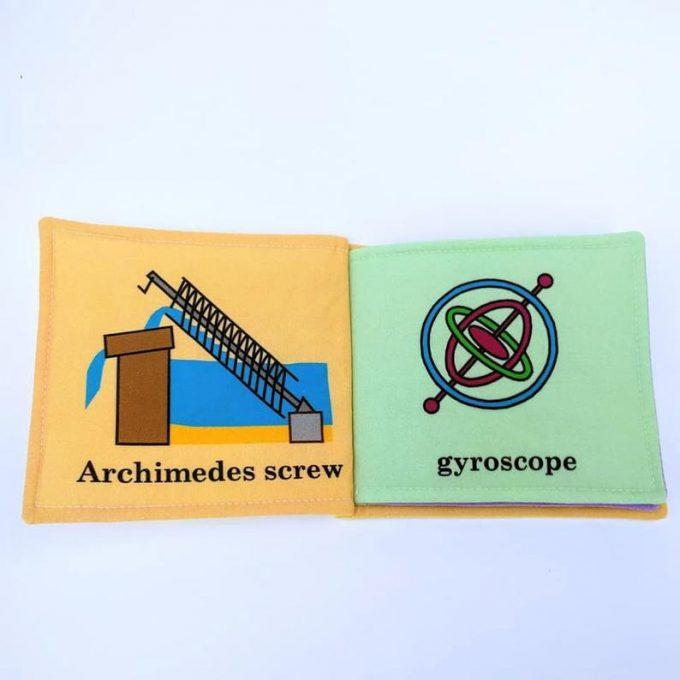 engineering baby book