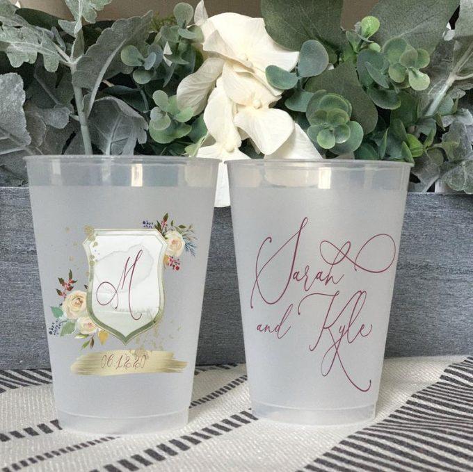 wedding cups bulk