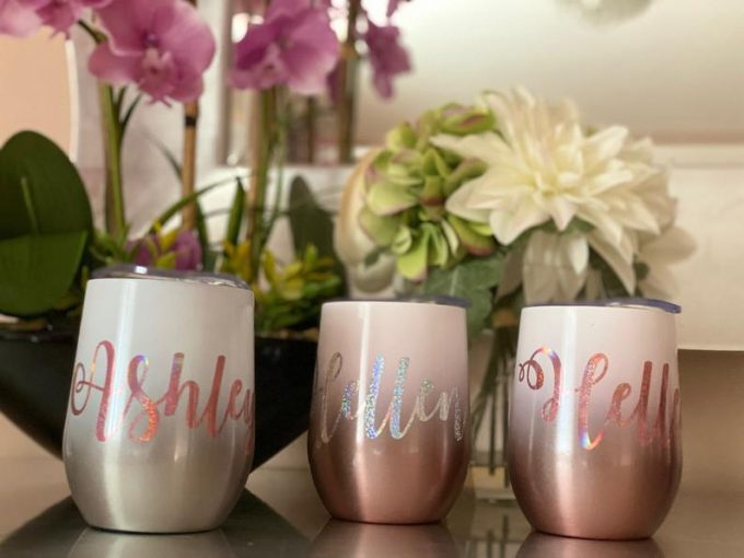 where to buy bridesmaid tumblers