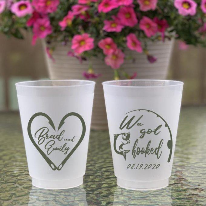 plastic wedding cups bulk
