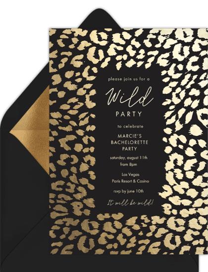 digital bachelorette invitations