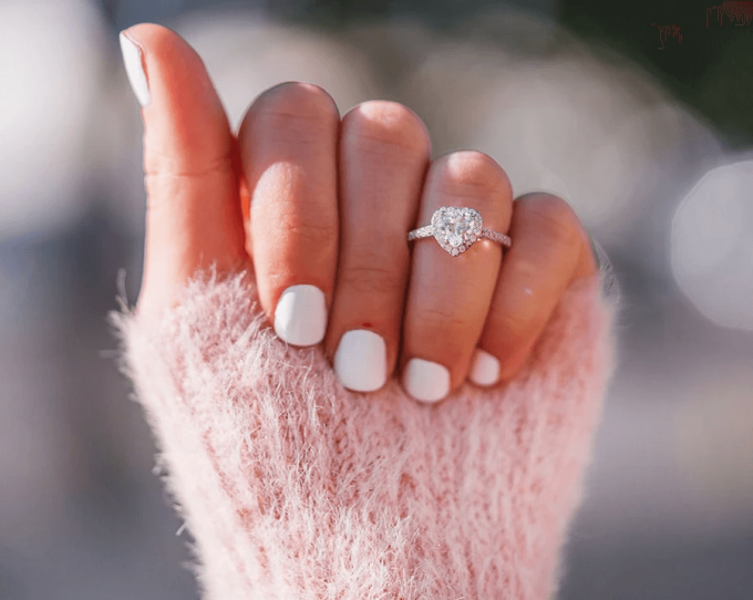 most affordable engagement rings