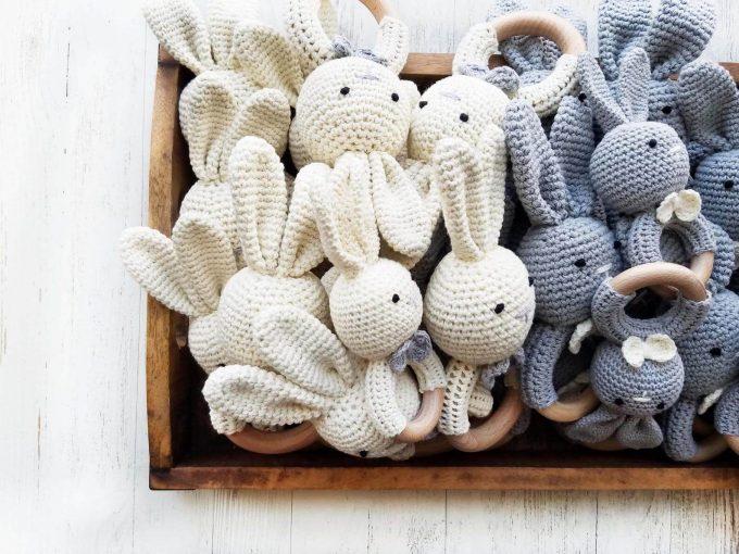 baby bunny toy