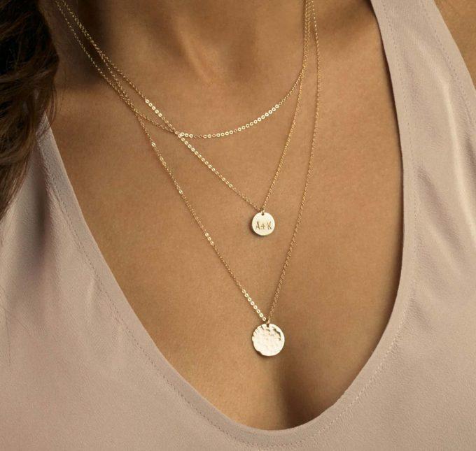 bridesmaid jewelry under 100
