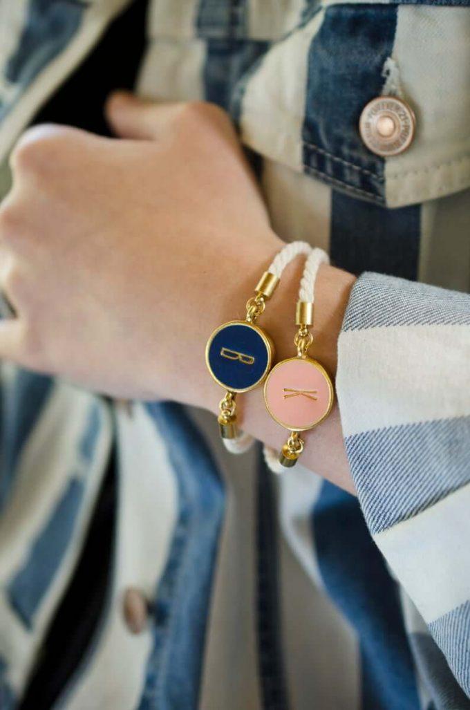 bridesmaid bracelet gifts