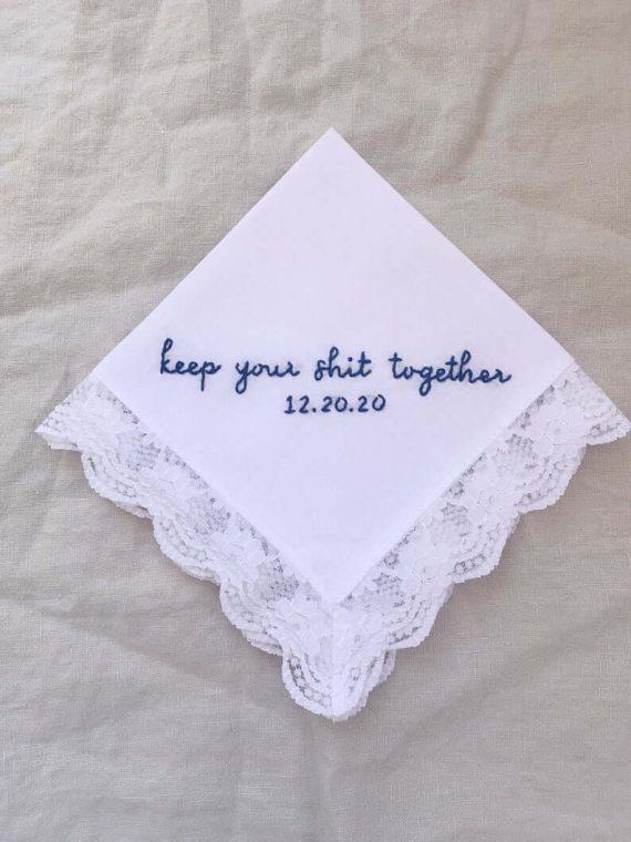 what bride needs wedding day
