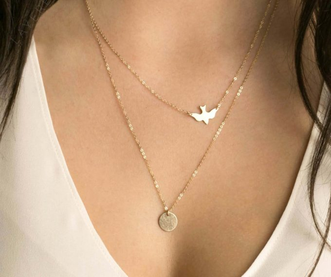 bridesmaid jewelry under 100