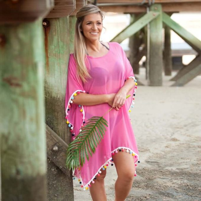 swim cover ups for bridal party