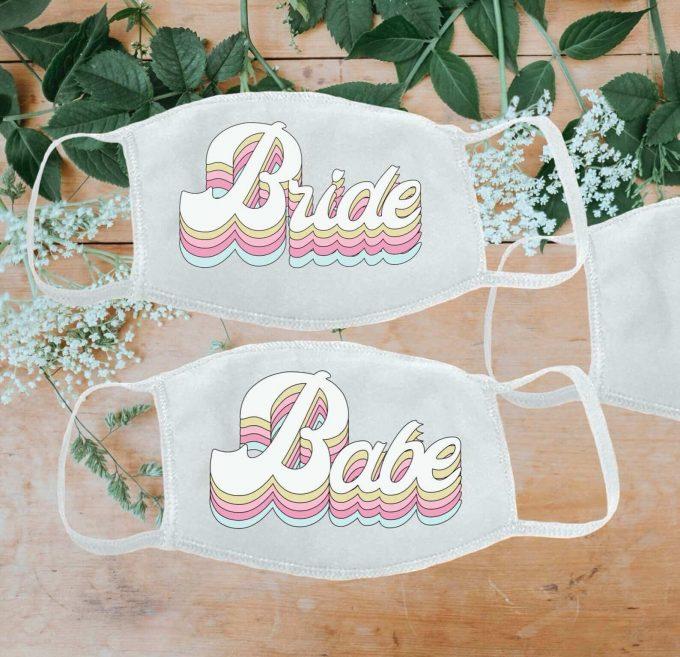 bachelorette party face masks