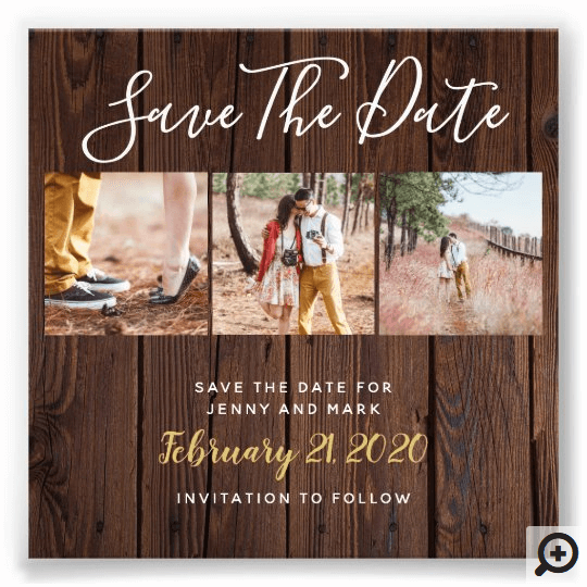 cheapest save the dates