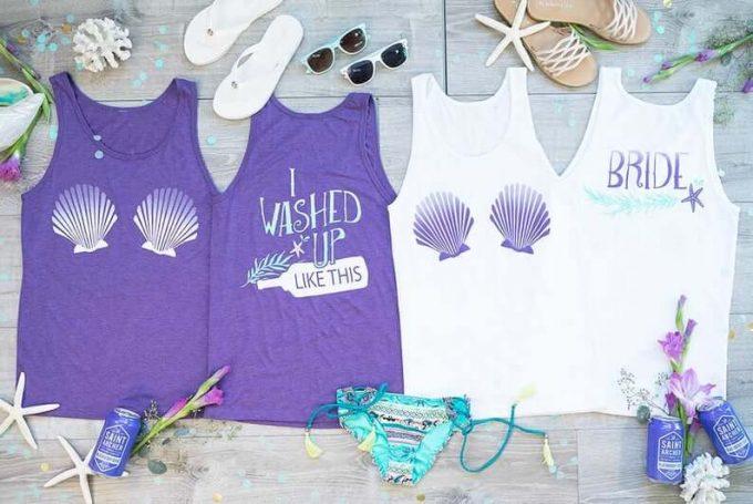 Mermaid Bachelorette Party Ideas