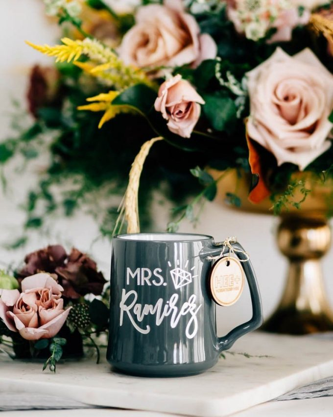 Engagement Gift Mug
