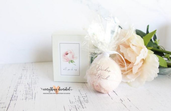 bridesmaid gift under $10