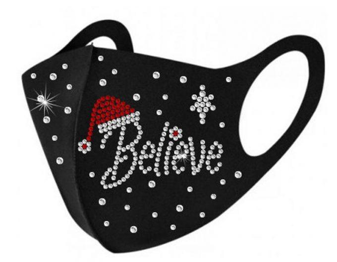 christmas face masks etsy