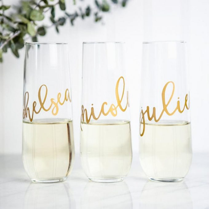 bridesmaid gift under 10 dollars