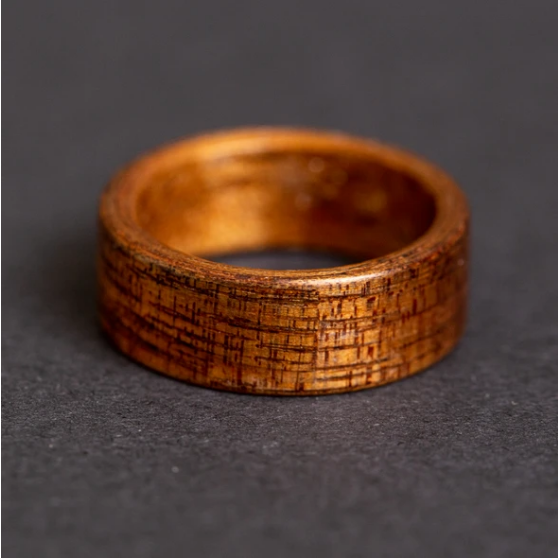 wood rings for men