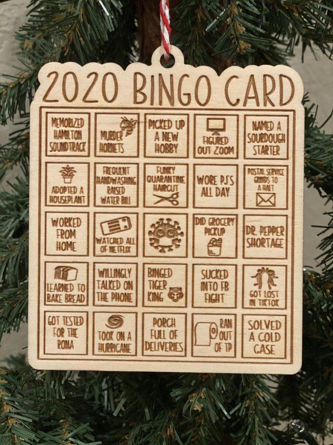 2020 ornaments covid
