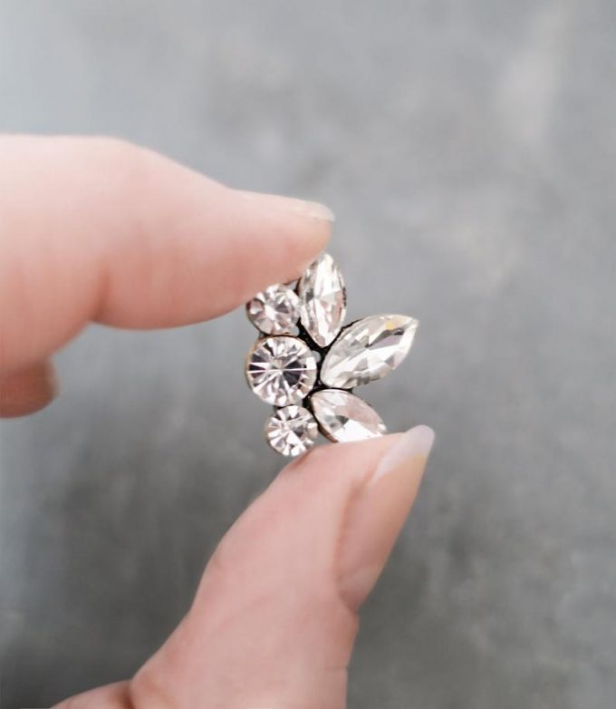 bridesmaid earrings that can be worn again