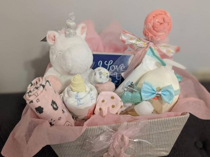 baby gift basket | baby gift for someone who has everything