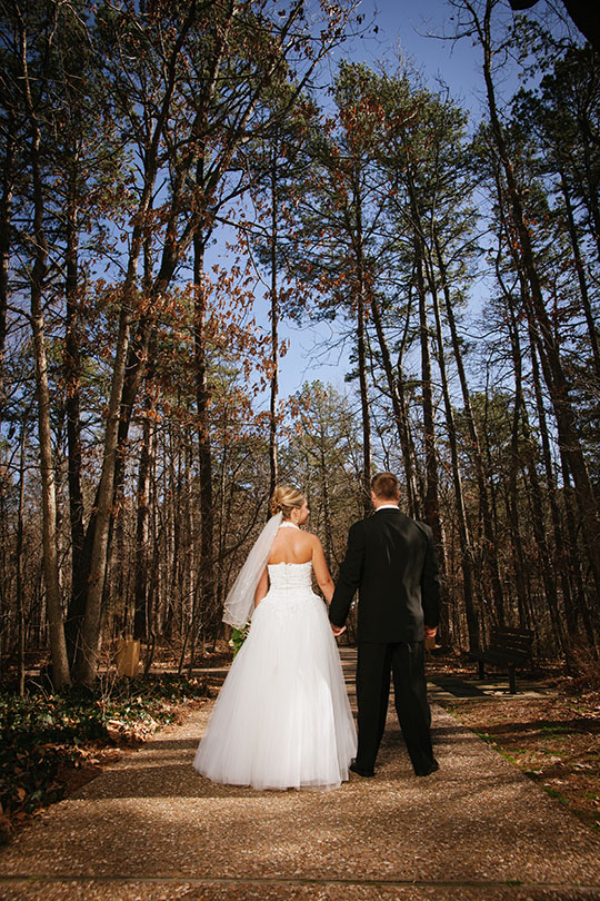 Vinson Images - arkansas wedding in bella vista
