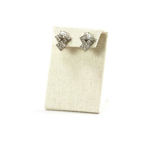 60s earrings | Vintage Wedding Jewelry (Sweet & Spark)