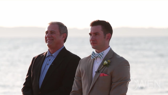 Owen Video - elk rapids sunset wedding
