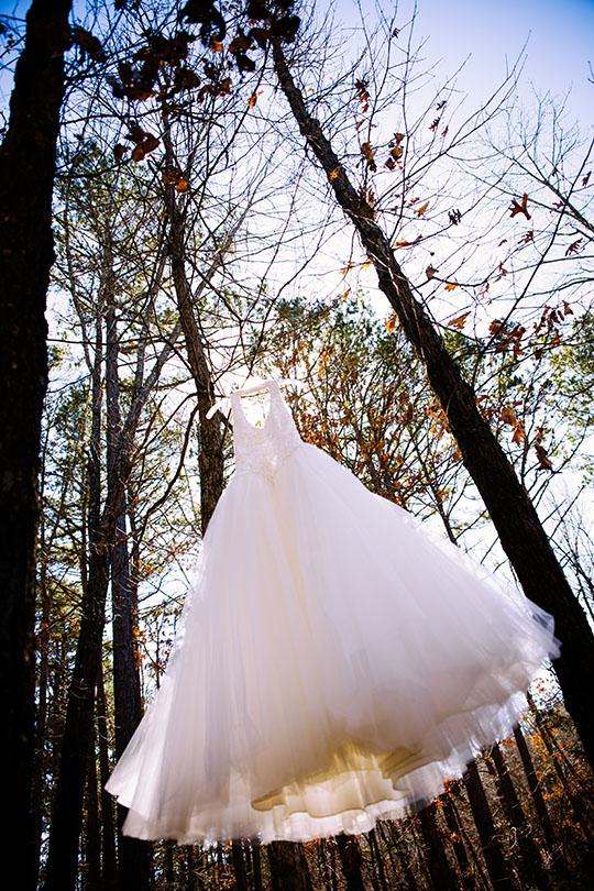 Vinson Images - arkansas real wedding