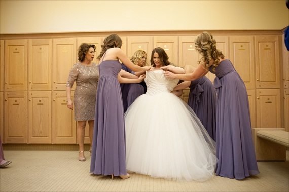 Meg Ruth Photo - TPC Summerlin Country Club wedding