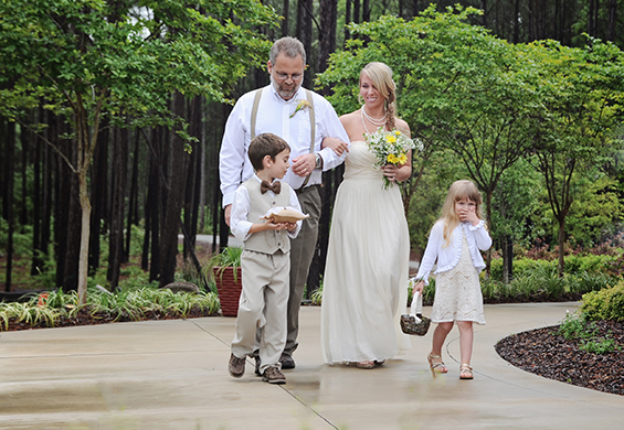 Brooke Brooks Photography - south carolina rustic wedding