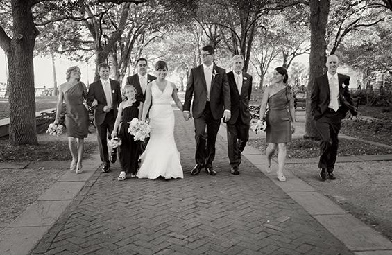 Brooke Brooks Photography charleston wedding at hampton park