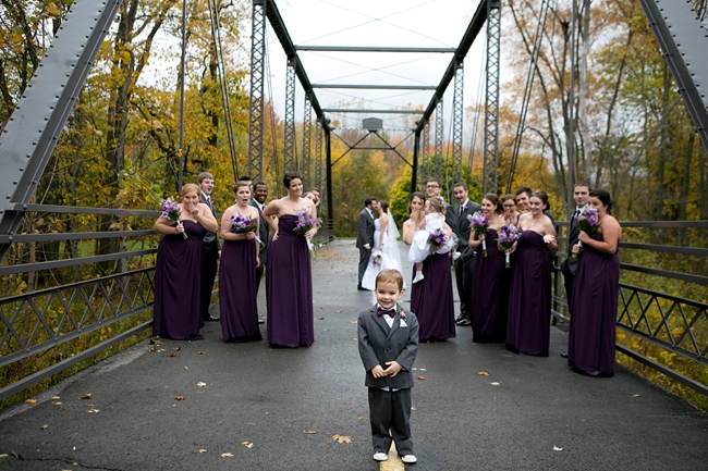 Ohio Fall Wedding