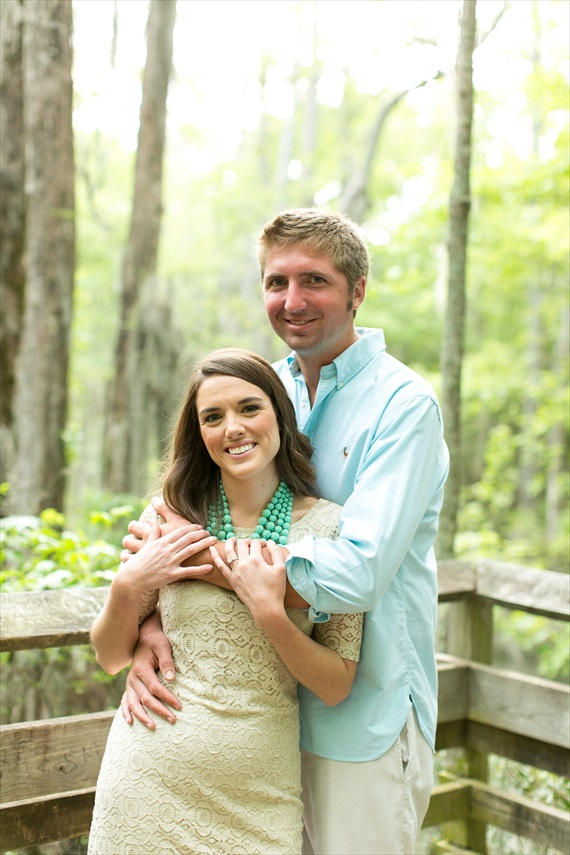 Dhalia Edwards - jen+ashley photography - First Landing State Park Engagement - engaged couple photo pose