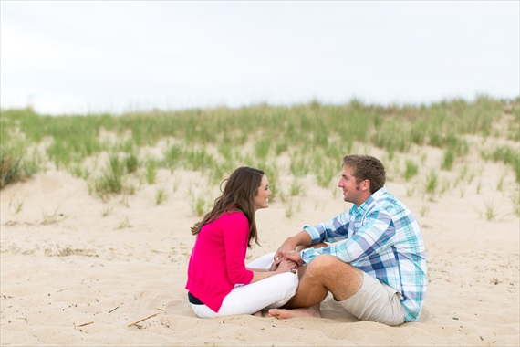 Dhalia Edwards - jen+ashley photography - First Landing State Park - engagement session virginia beach
