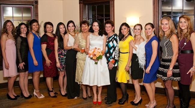 Bodamaestra- Lina+ girls - Maryland Handmade Wedding