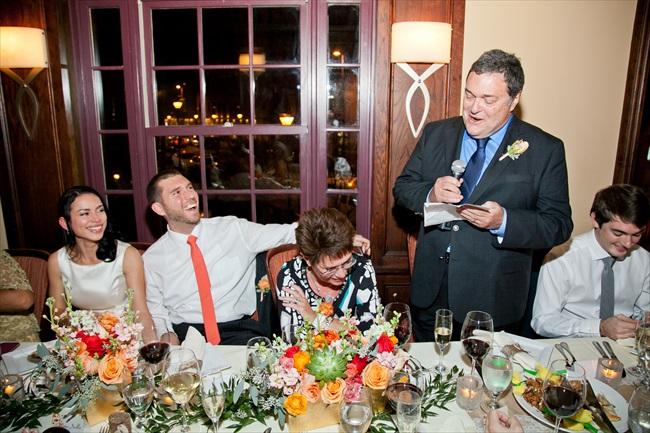 Bodamaestra-Speech - Maryland Handmade Wedding