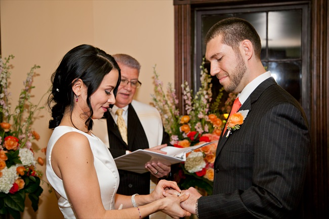 Bodamaestra- vows - Maryland Handmade Wedding