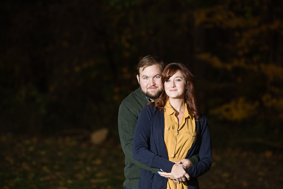 Belmont Plateau Engagement Session in Philadelphia