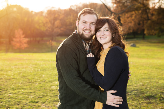 Belmont Plateau Engagement Session