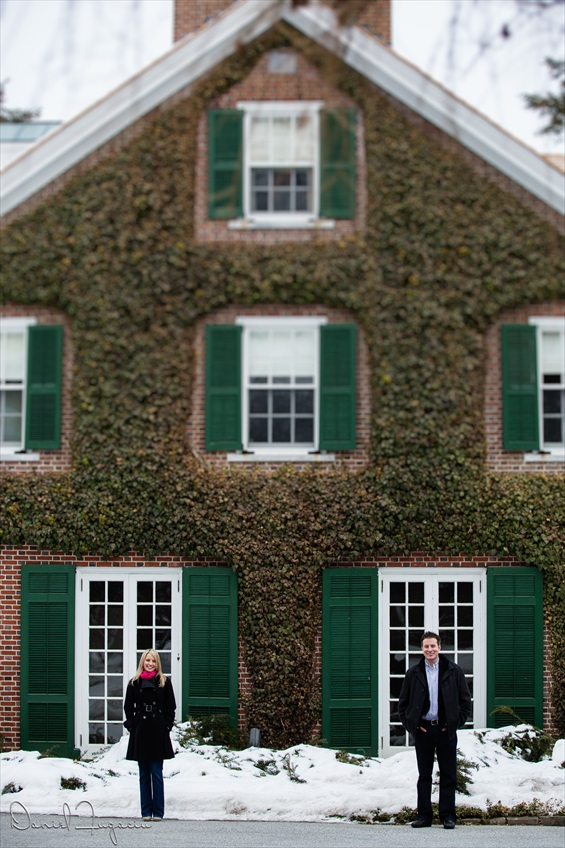 Daniel Fugaciu Photography - Longwood Gardens Engagement