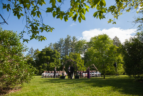 Daniel Fugaciu Photography - outdoor wedding at the tyler arboretum