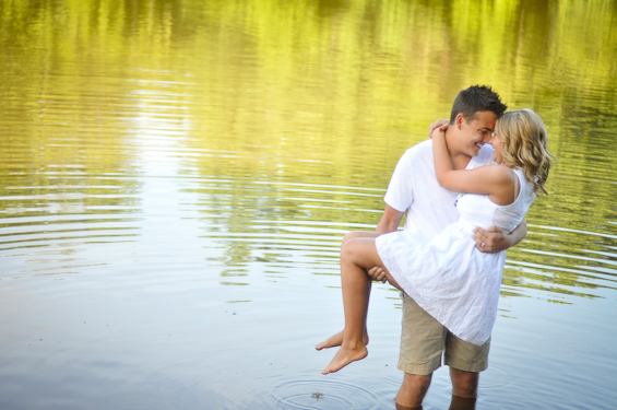 Liv Hefner Photography - Parkersburg engagement session